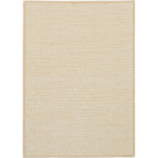 Whimbrel Ivory Area Rug by Bay Isle Home