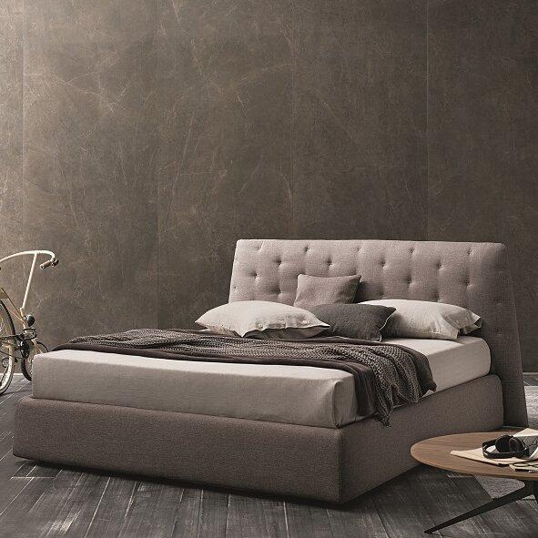 Harville Upholstered Platform Bed by Brayden Studio