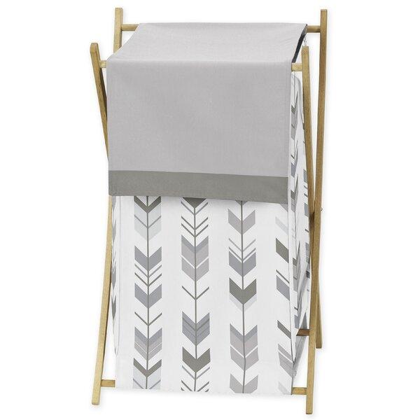 Mod Arrow Laundry Hamper by Sweet Jojo Designs