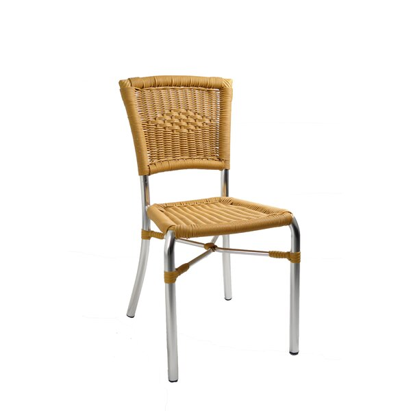Stacking Patio Dining Chair by H&D Restaurant Supply, Inc. H&D Restaurant Supply, Inc.