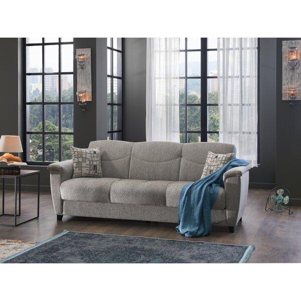 Johnson Full Split Back Convertible Sofa By Red Barrel Studio®