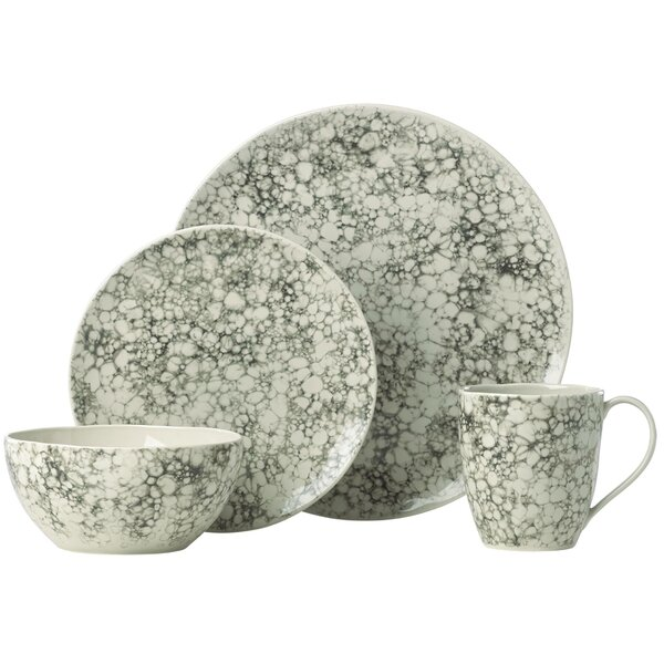 Pebble Cove 4 Piece Place Setting Set, Service for 1 by Lenox