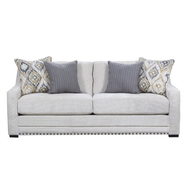 Swanigan Sofa by Simmons Upholstery by Three Posts