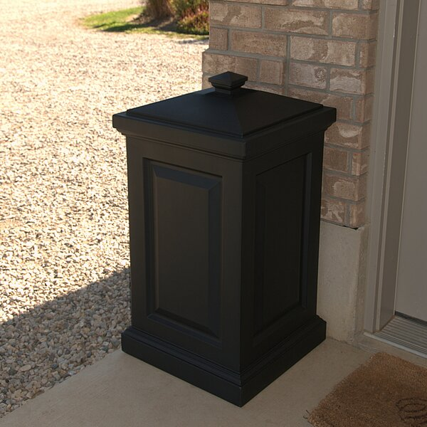 Berkshire 45 Gallon Plastic Deck Box By Mayne Inc.
