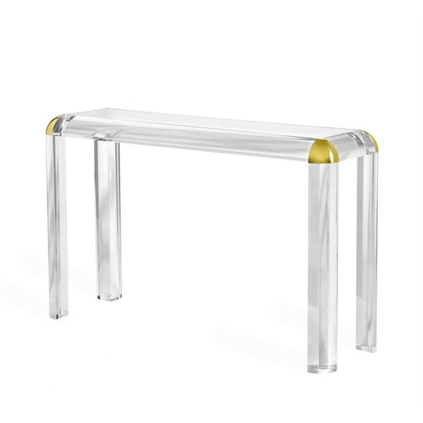 Hollywood Regency Console Table by Interlude