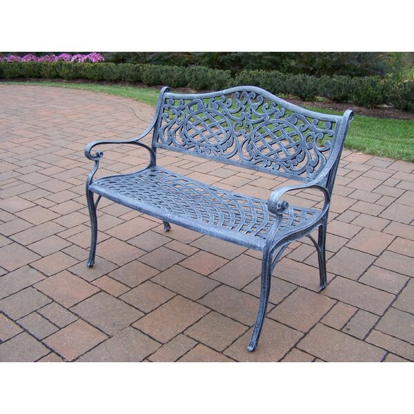 Mcgrady Settee Bench by Astoria Grand