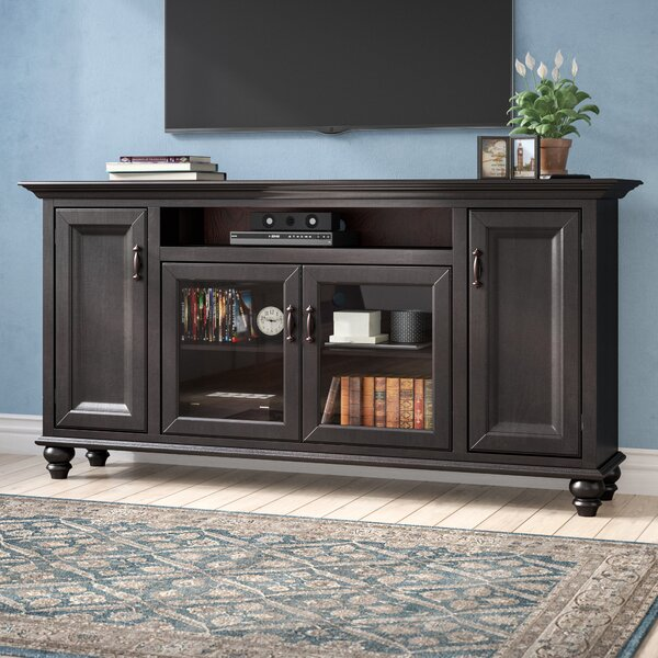 Velarde Solid Wood TV Stand For TVs Up To 88