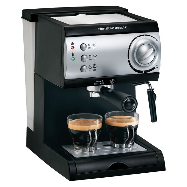 Espresso Maker by Hamilton Beach