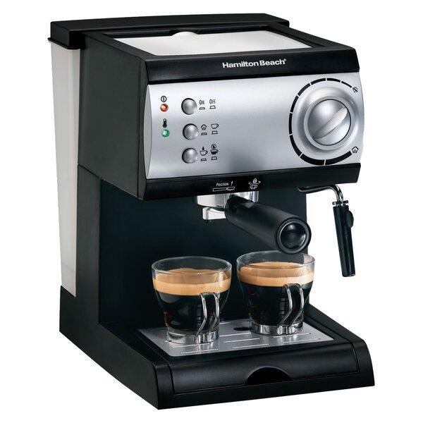 Espresso Maker By Hamilton Beach.