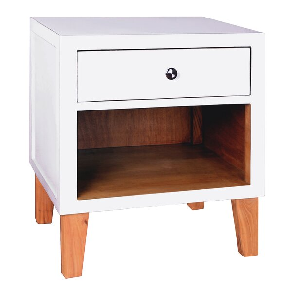 Ramseur End Table With Storage By Ebern Designs