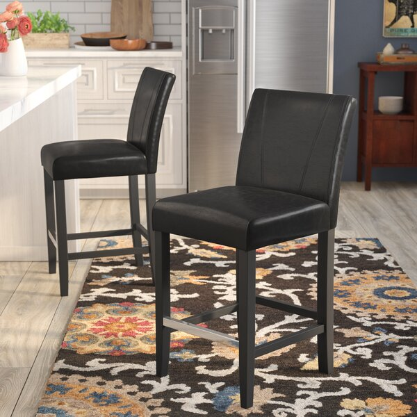 Calvin 24.5 Bar Stool (Set of 2) by Darby Home Co
