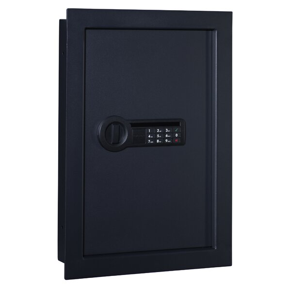 Electronic Lock Wall Safe by Stack-On