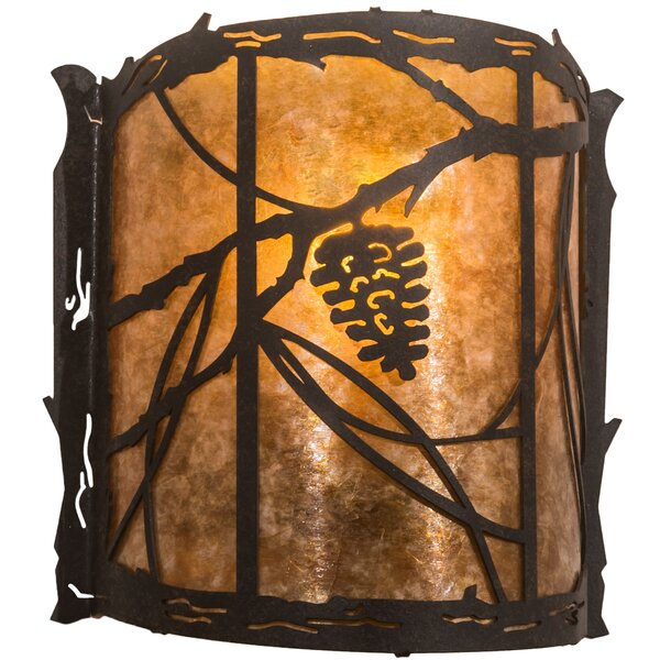Wynsum Pines Outdoor Flush Mount by Loon Peak