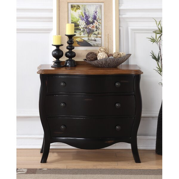 Deniece 3 Drawer Accent Chest by Darby Home Co Darby Home Co