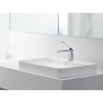 Vox Rectangular Vessel Bathroom Sink
