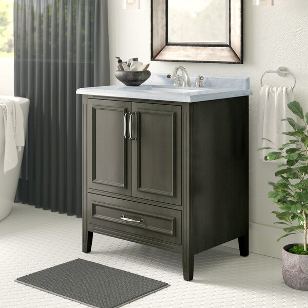 Schulenburg 30 Single Bathroom Vanity Set by Greyleigh