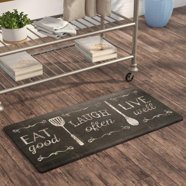 Ganley Kitchen Mat by Red Barrel Studio