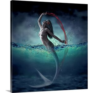 Ariel by Dmitry Laudin Photographic Print on Canvas by Great Big Canvas