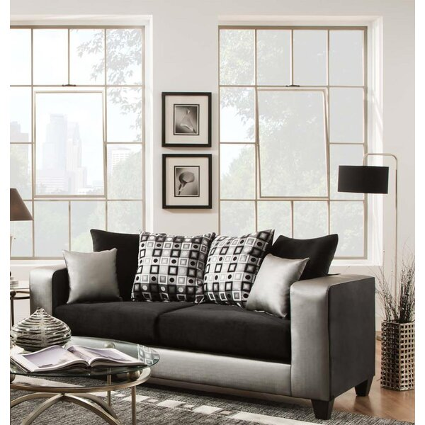 Belington Shimmer Sofa by Latitude Run