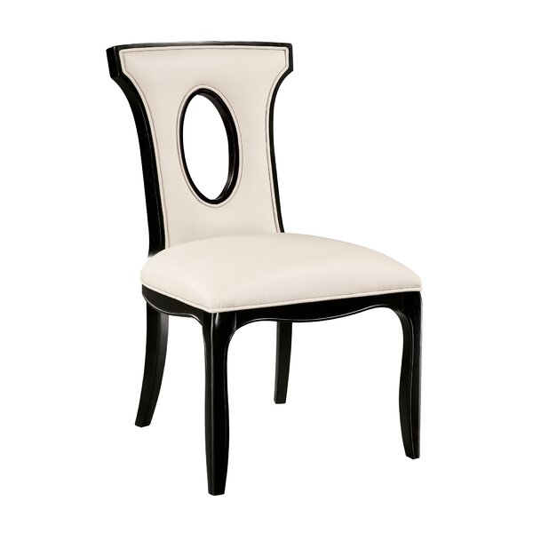 Firman Upholstered Dining Chair (Set of 2) by House of Hampton