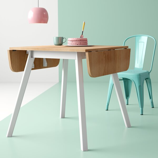 Zest Drop Leaf Dining Table by Hashtag Home