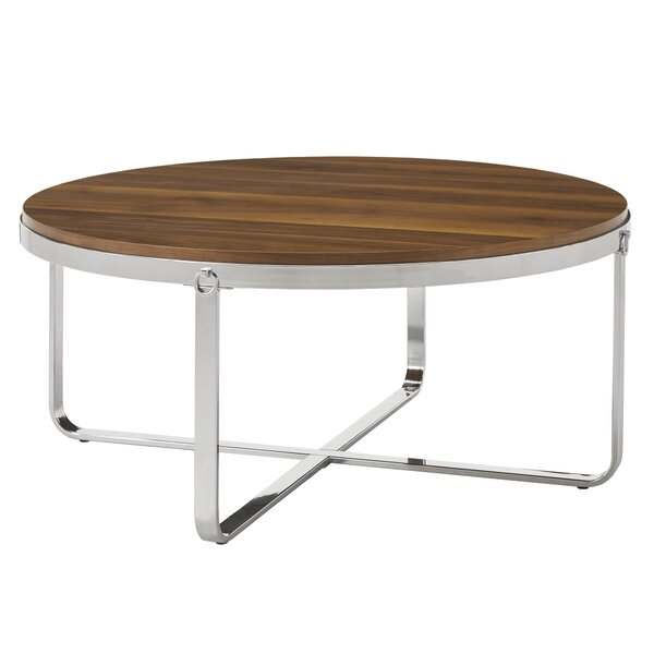 Brehmer Coffee Table by Wrought Studio