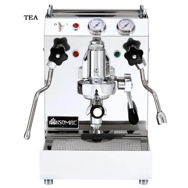 Tea Commercial Espresso Maker by Isomac