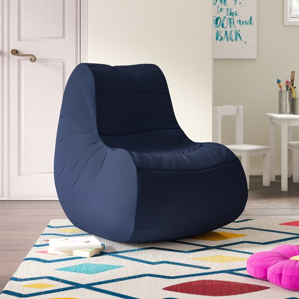 Standard Bean Bag Chair & Lounger By Ebern Designs
