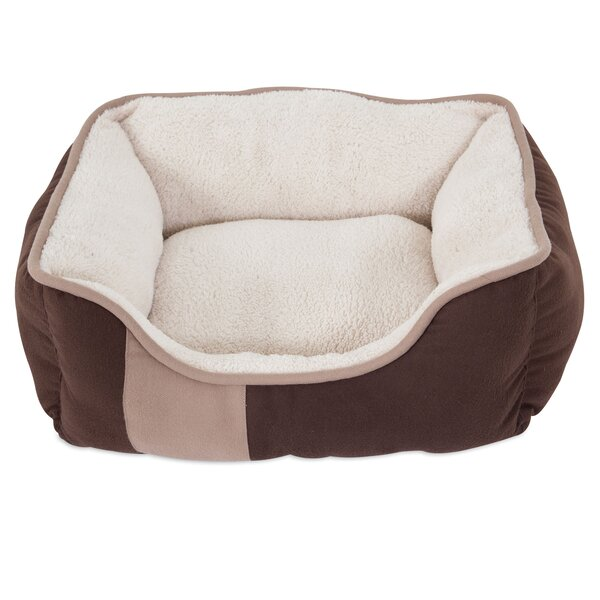Miles Classic Bolster Dog Bed by Tucker Murphy Pet