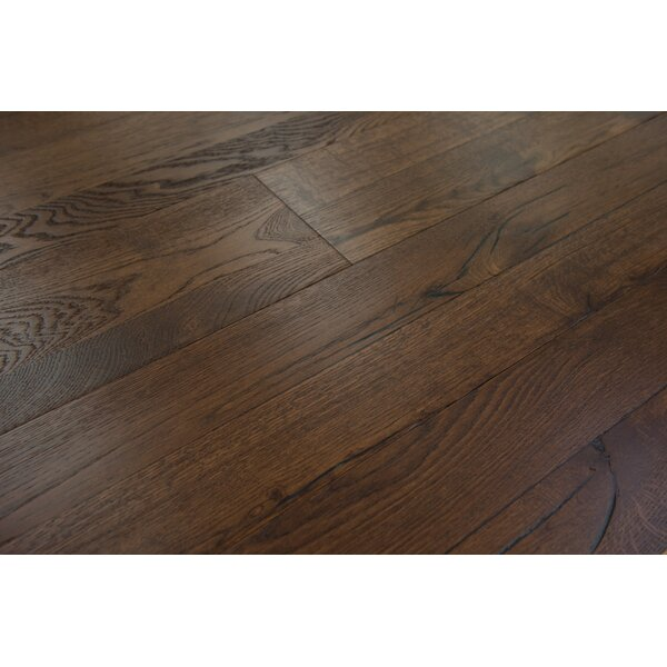 Buckingham 7-1/2 Engineered Oak Hardwood Flooring in Carob by Branton Flooring Collection