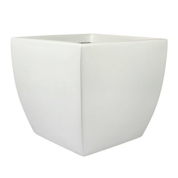 Pacifica Fiberglass Pot Planter by Root and Stock