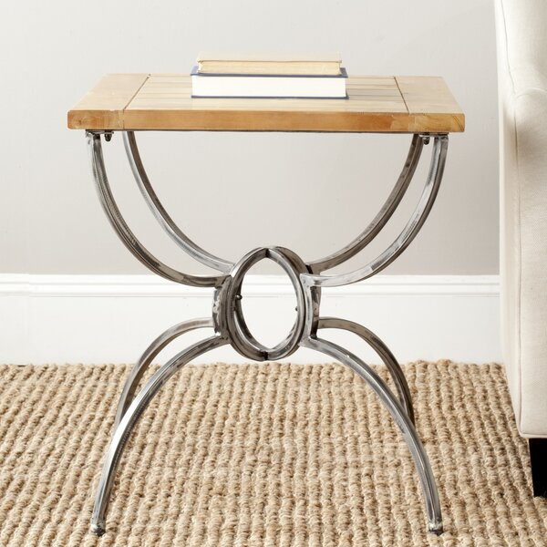 Loreen End Table By Wrought Studio