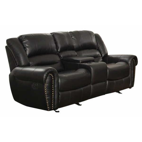 Medici Reclining Sofa by Astoria Grand