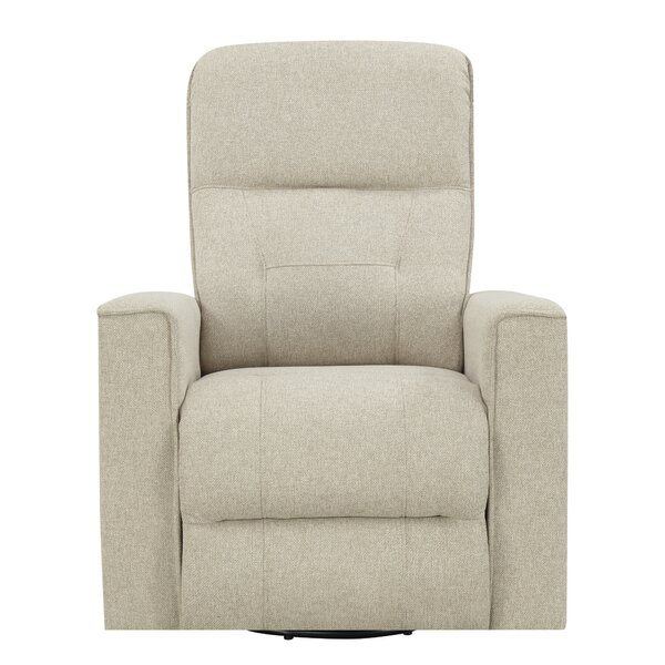 Wardell Manual Swivel Recliner by Ivy Bronx Ivy Bronx