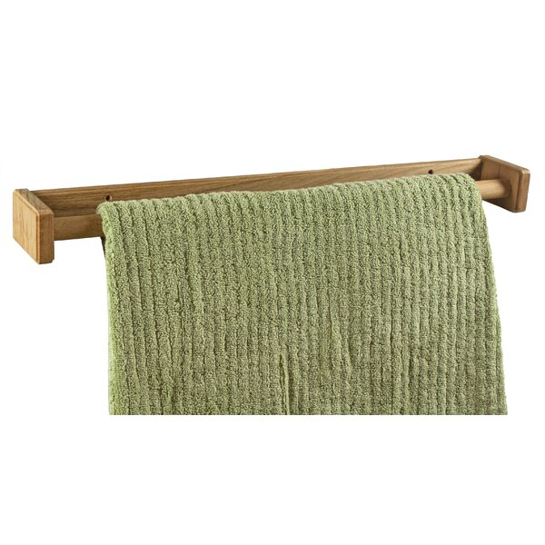 Wall Mounted Towel Bar by SeaTeak