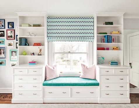 Regan Wood Photography Traditional Kids Bedroom Design