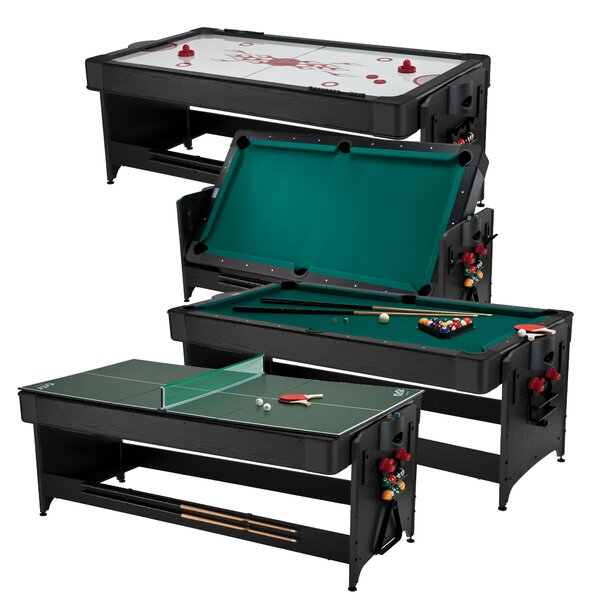 Fat Cat Pockey™ 3 in 1 Game Table by GLD ProductsFat Cat Pockey™ 3 in 1 Game Table by GLD Products
