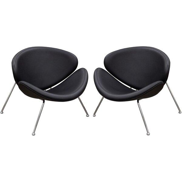 Easingwold Papasan Chair (Set of 2) by Orren Ellis