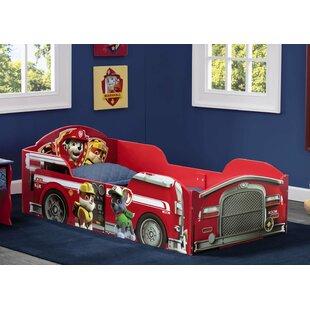 Read Reviews Nick Jr. PAW Patrol Car Bed ByDelta Children