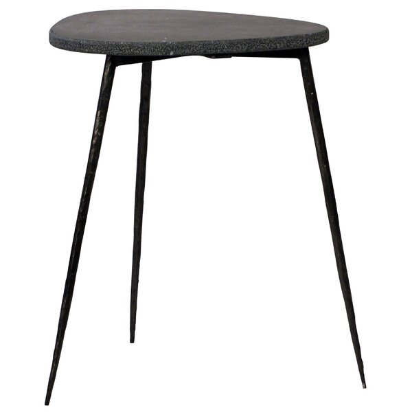 Olivo 16 Marble Top End Table by Tipton & Tate