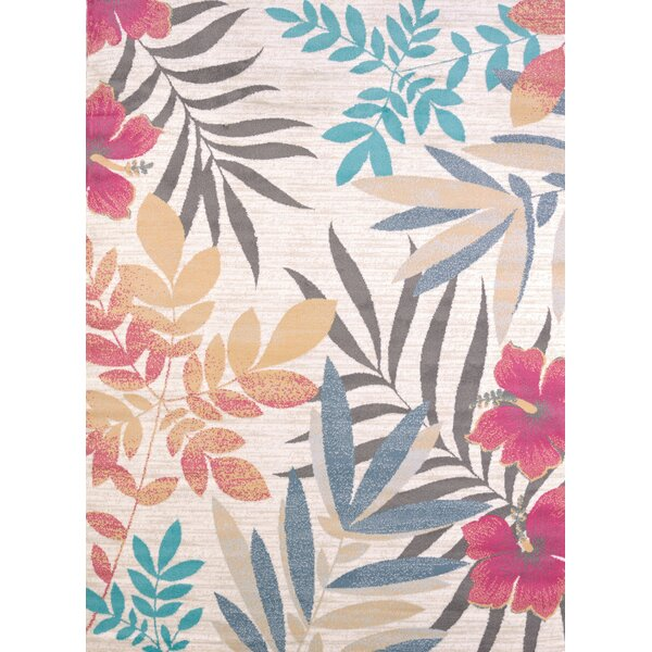Modern Texture Sea Garden Area Rug by United Weavers of America