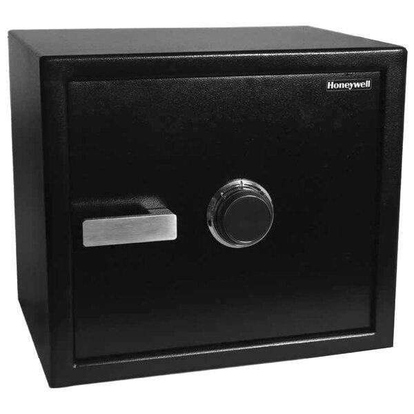 0.17 Cu. Ft. Steel Security Safe with Combination Lock by Honeywell