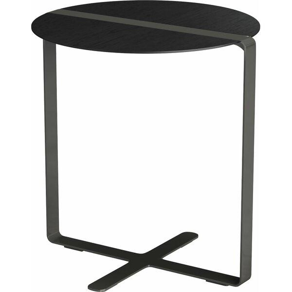 Jones End Table By Modloft Black