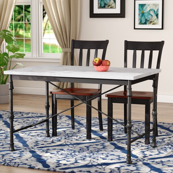 Irina Dining Table by Andover Mills