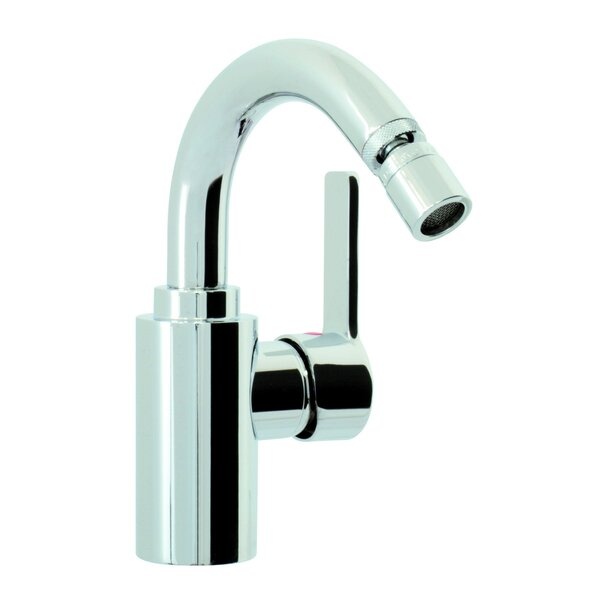 Matrix Single Handle Horizontal Spray Bidet Faucet with Swivel Spout by Fima by Nameeks