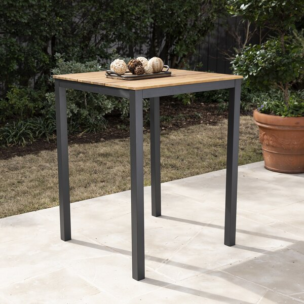 Anthea Solid Wood Bar Table By Bay Isle Home by Bay Isle Home Savings