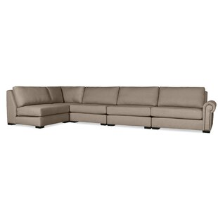 Lebanon Plush Deep Modular Sectional