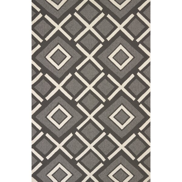 Atrium Handmade Gray and White Indoor/Outdoor Area Rug by United Weavers of America