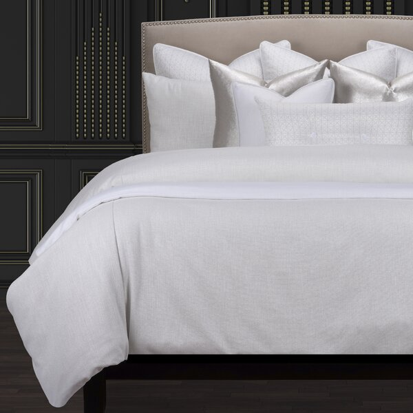 Lumiere Shimmering Supreme Duvet Cover and Insert Set