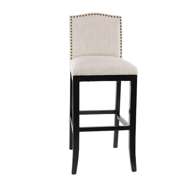 Aahil Eclectic 31 Bar Stool by Alcott Hill